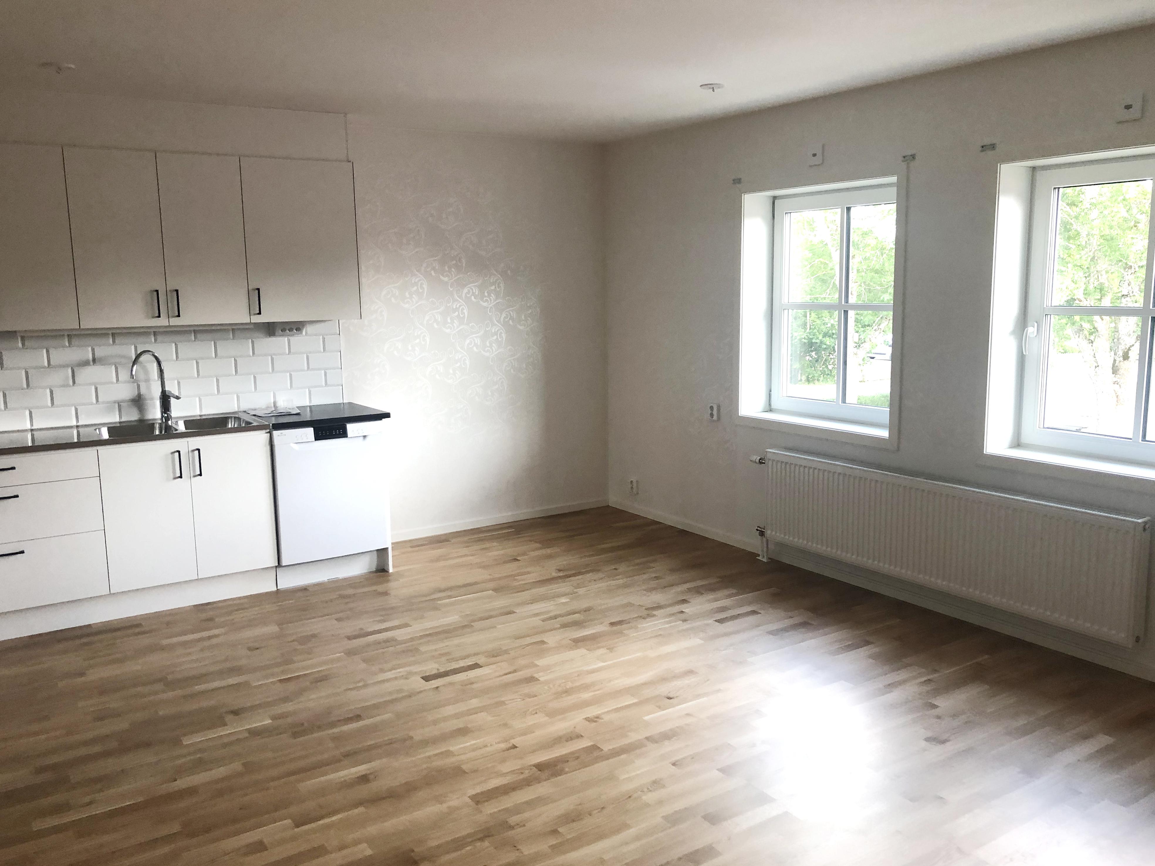 Kök och vardagsrum 15C 1102