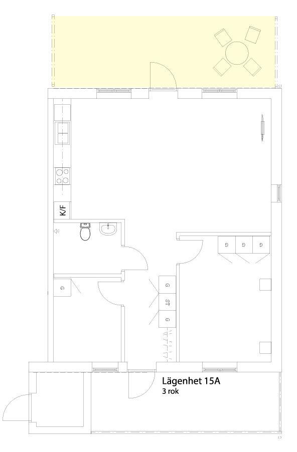 Lägenhet-15A